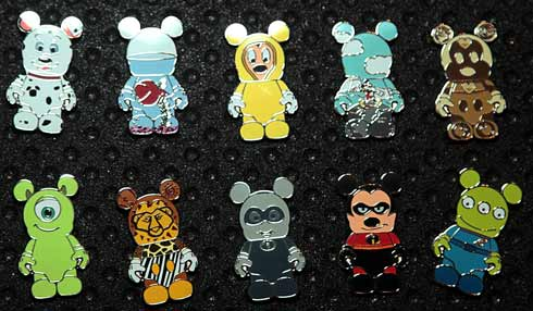 if your collection spans the entire Vinylmation line of collectibles.